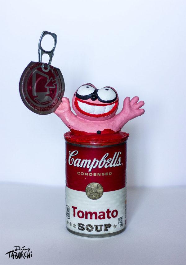 Campbell's Soup de Taburchi