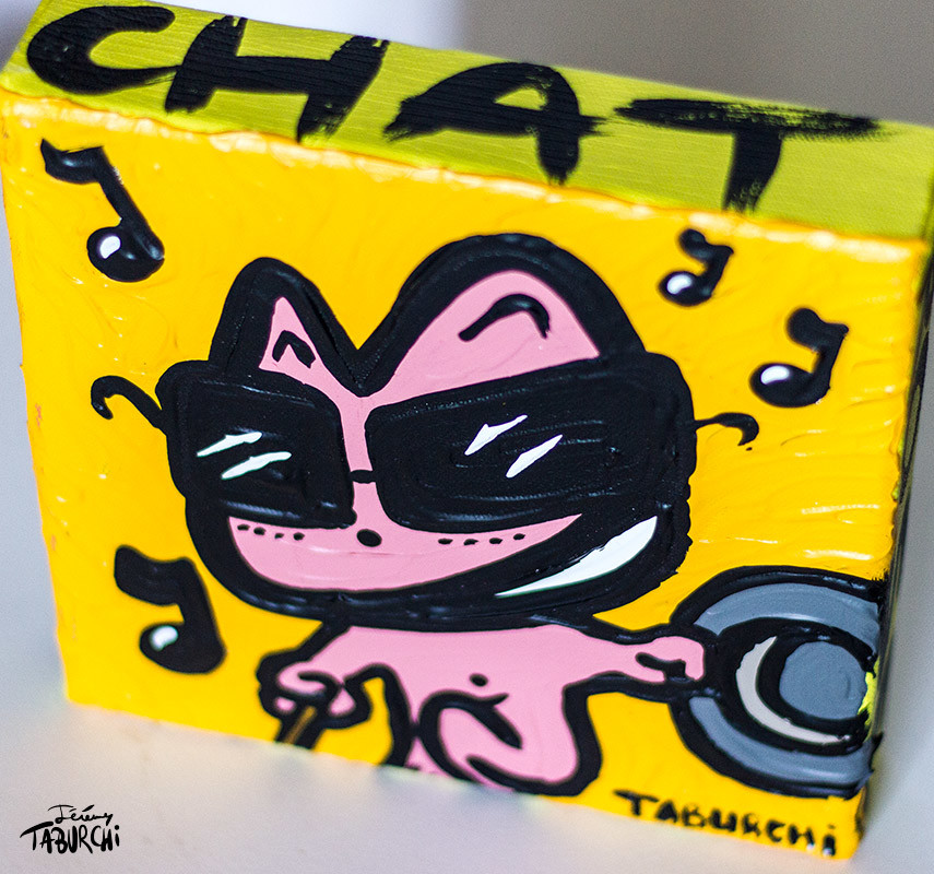 Chat Rose Crooner