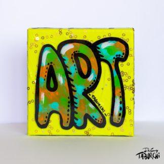 Toile classique avec Art