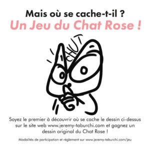 Un jeu du Chat Rose