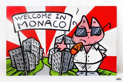 A canvas for Monegasques!