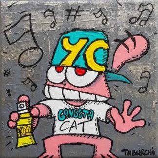 Graffer et tagger en musique, c'est le top !