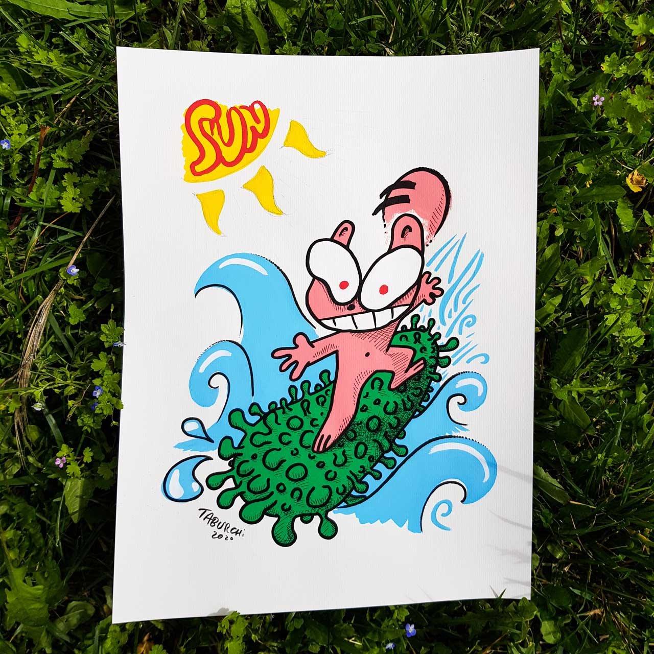 chat-rose-surf