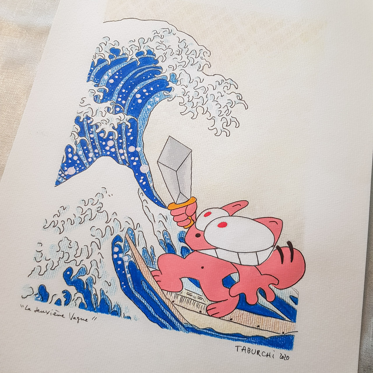dessin-la-vague-hokusai2