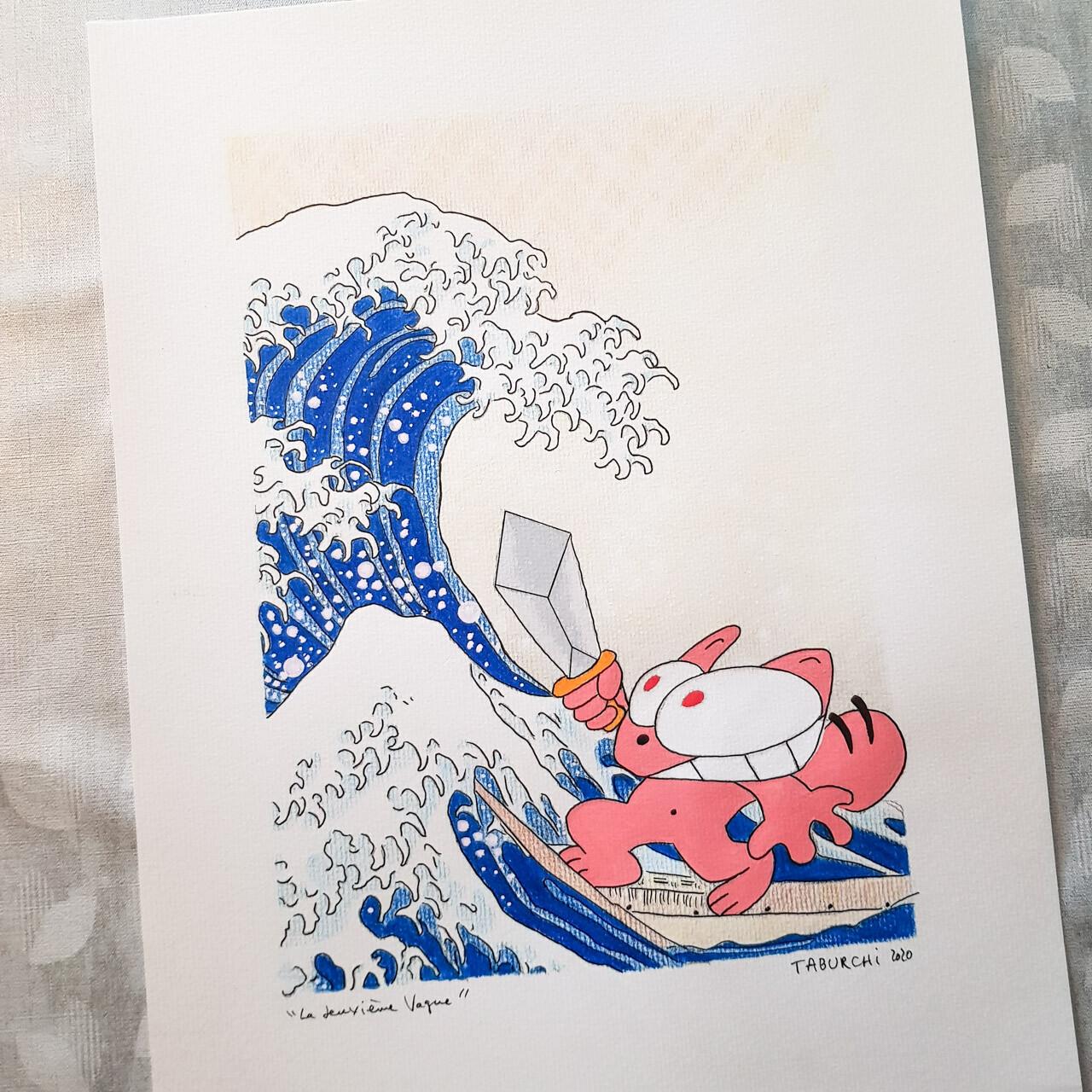 la-vague-hokusai